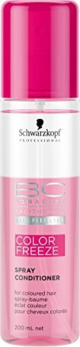 Schwarzkopf BC Cell Perfector Color Freeze Spray Conditioner 200ml