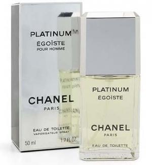 Chanel Platinum egoiste Pour Homme