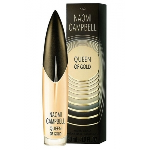 Naomi Campbell Queen of Gold W EDT 30ml
