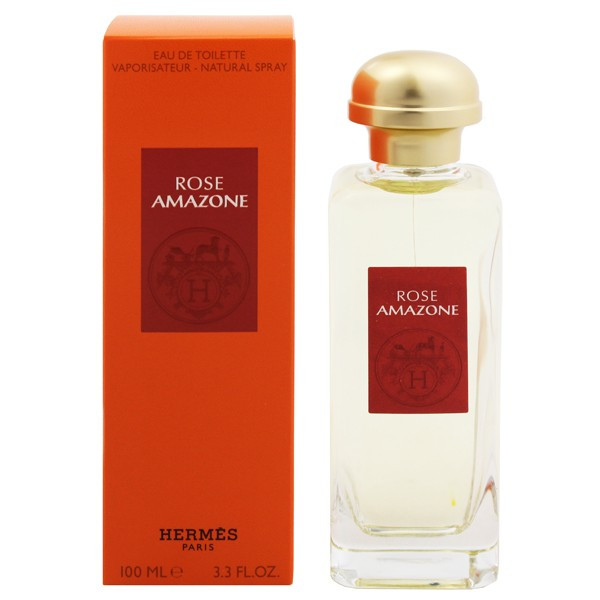 Hermes Rose Amazone W EDT 100ml
