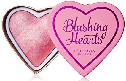Makeup Revolution London I Love Makeup Blushing Hearts