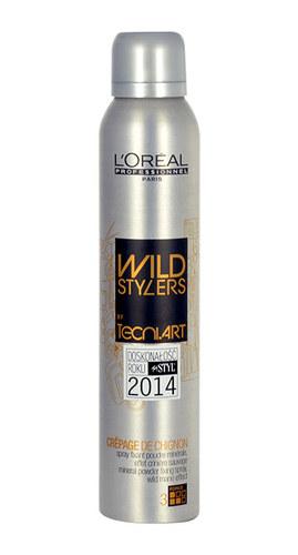 LOREAL Tecni.Art Wild Stylers Crepage de Chignon Spray 200ml
