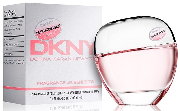 DKNY Be Delicious Fresh Blossom Skin W EDT 100ml