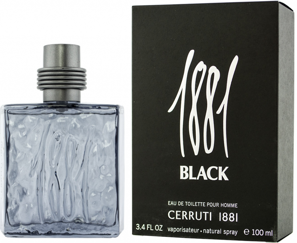 Nino Cerruti Cerruti 1881 Black M EDT 100ml