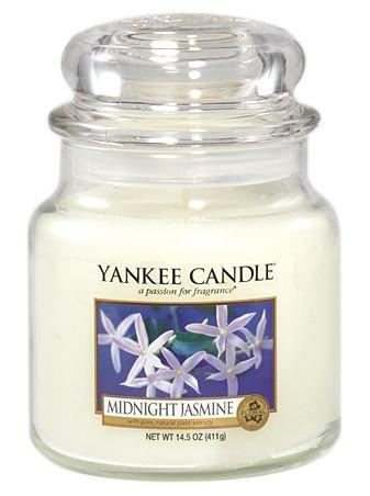 Yankee Candle Půlnoční jasmín 411g
