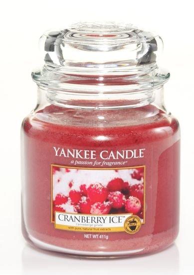 Yankee Candle Brusinky na ledu 411g