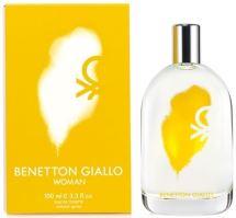 Benetton Giallo W EDT 100ml