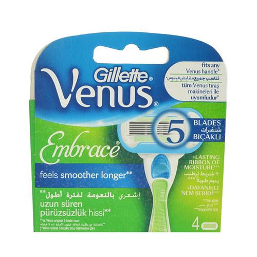 Gillette Venus Embrace 4ks W