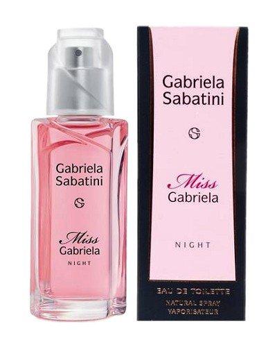 Gabriela Sabatini Miss Gabriela Night W EDT 30ml