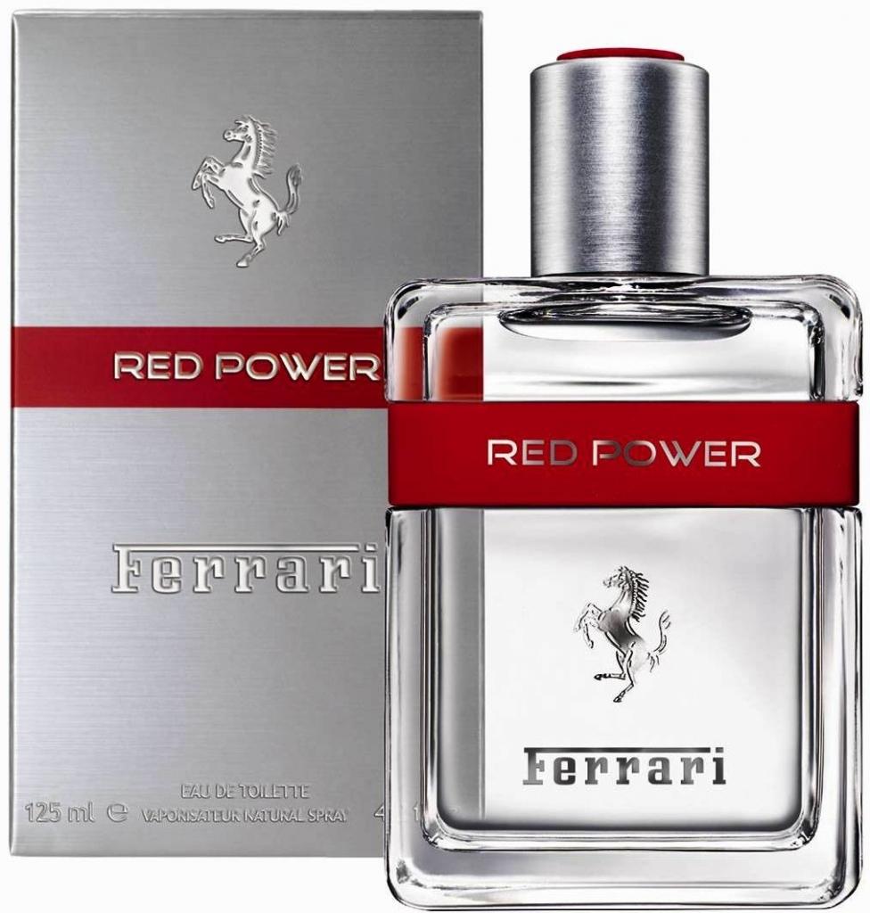Ferrari Red Power M EDT 125ml