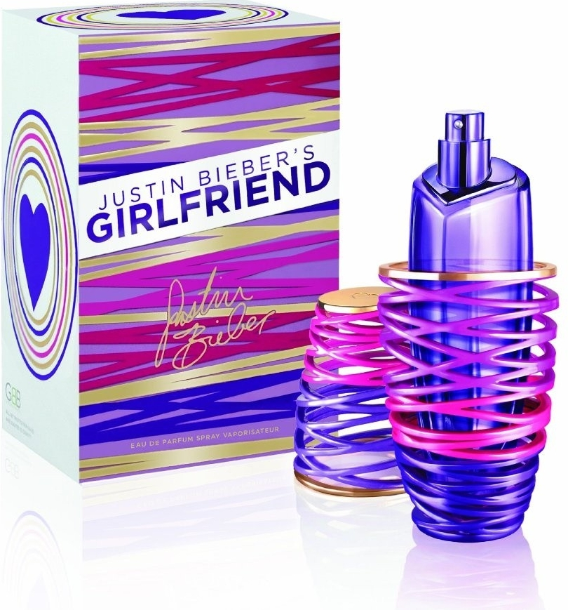Justin Bieber Girlfriend W EDP 15ml