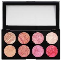 Makeup Revolution London Blush Palette
