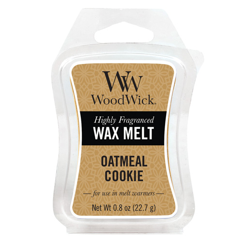 WoodWick vonný vosk Oatmeal cookie 22,7g