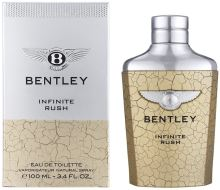 Bentley Infinite Rush M EDT 100ml