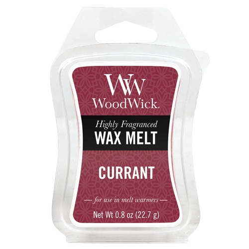 WoodWick Vonný vosk Currant 22,7g