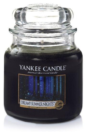 Yankee Candle Zasněné letní noci 411g