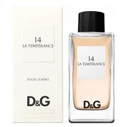Dolce & Gabbana D&G 14 La Tempérance W EDT 100ml