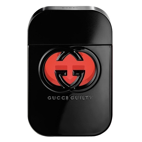 Gucci Guilty Black W EDT 75ml TESTER
