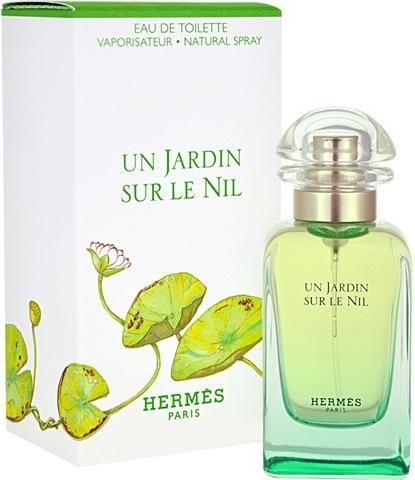 Hermes Un Jardin Sur Le Nil Toaletní voda 50ml W