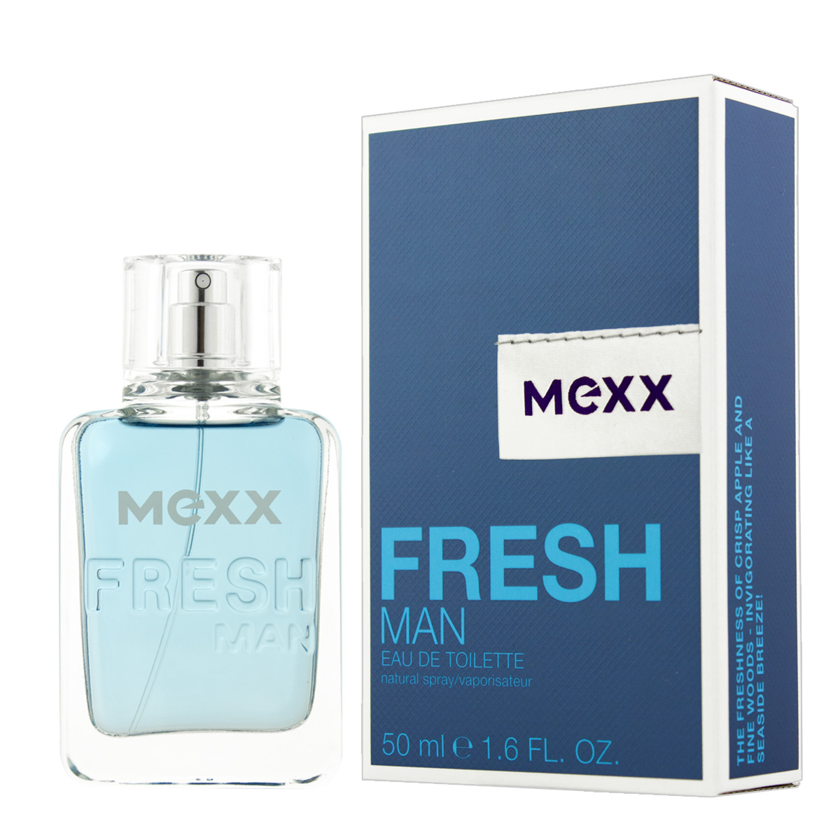Mexx Fresh Man New Look Eau de Toilette 50 ml (man)