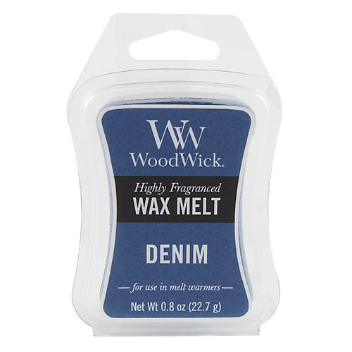 WoodWick Vonný vosk Denim 22,7g