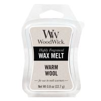 WoodWick Vonný vosk Warm cotton 22,7g