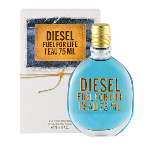 Diesel Fuel for life L´Eau Toaletní voda 75ml M