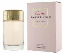 Cartier Baiser Vole W EDP 100ml + BL 100ml + EDP 6ml