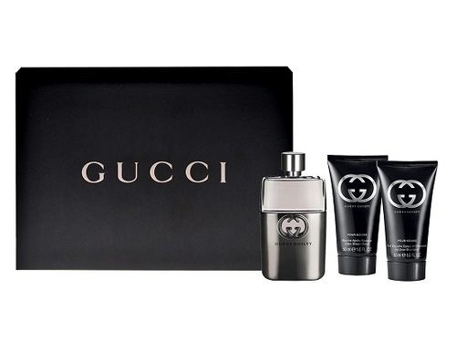 Gucci Guilty Pour Homme M EDT 90ml + ASB 75ml + SG 50ml