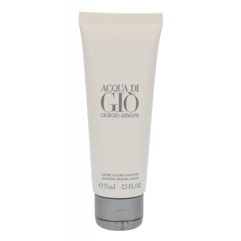 Giorgio Armani Acqua di Gio Pour Homme M Soothing Shaving Cream 75ml
