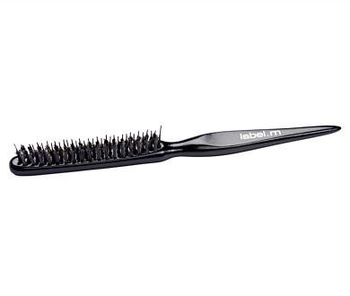 label.m Session Hair Up Brush / Kartáč pro výčesy, dřevěný