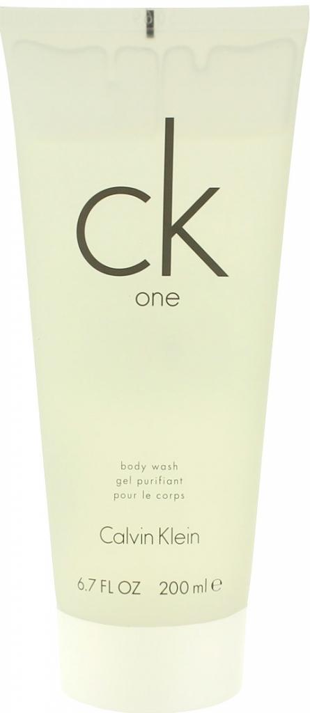 Calvin Klein CK One Sprchový gel 200ml U
