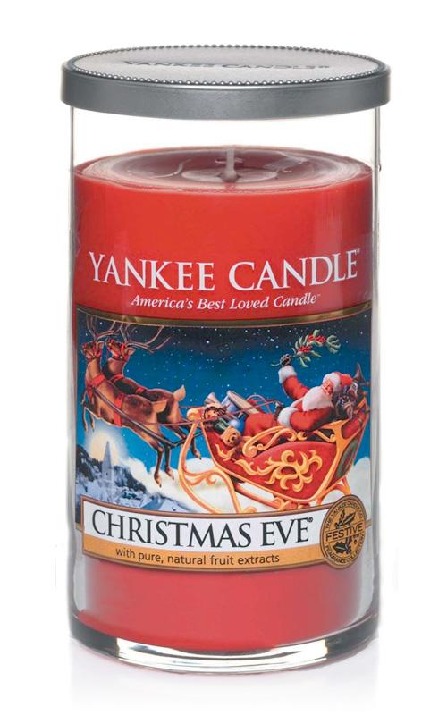 Yankee Candle Štědrý večer 566g