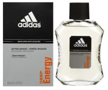 Adidas Deep Energy After Shave M 100ml