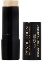 Makeup Revolution London The One Highlight Stick 12g