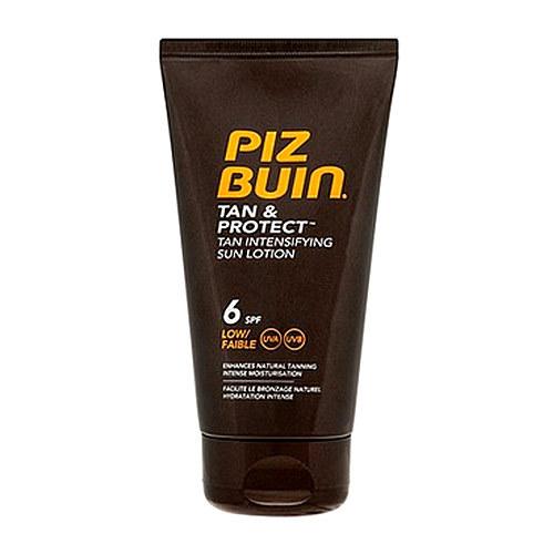 Piz Buin Tan & Protect Tan Intensifying Sun Lotion SPF6 150ml
