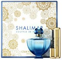 Guerlain Shalimar Souffle de Parfum W EDP 50ml + řasenka
