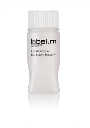 label.m Lab Remedy For Dry & Itchy Scalp 10ml