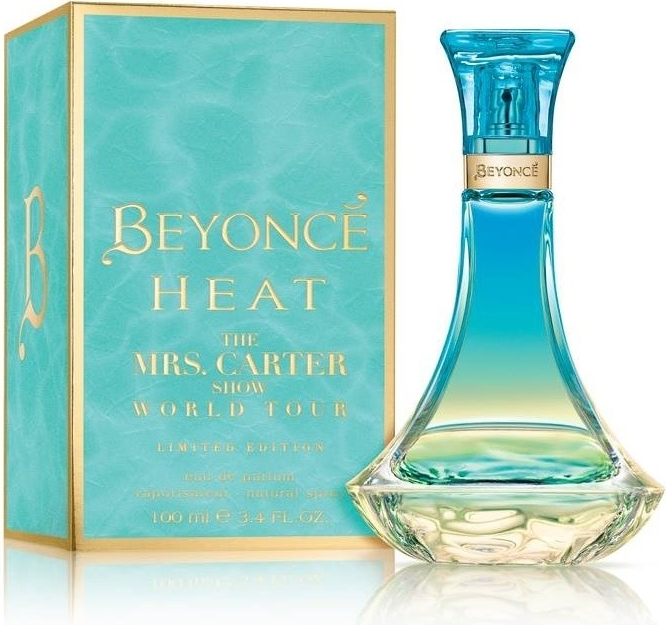 Beyonce Heat The Mrs. Carter Show World Tour W EDP 100ml
