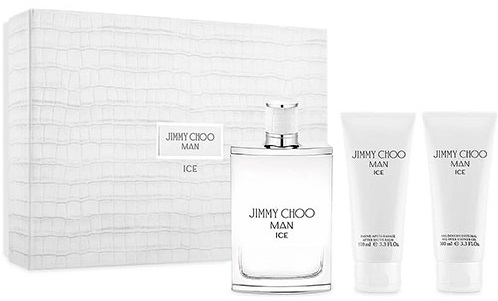 Jimmy Choo Man Ice M EDT 100ml + ASB 100ml + SG 100ml