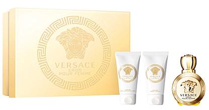 Versace Eros Pour Femme W EDP 50ml + BL 50ml + SG 50ml