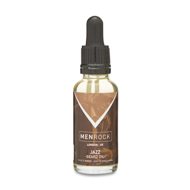 MENROCK Beard Oil - Jazz 30ml