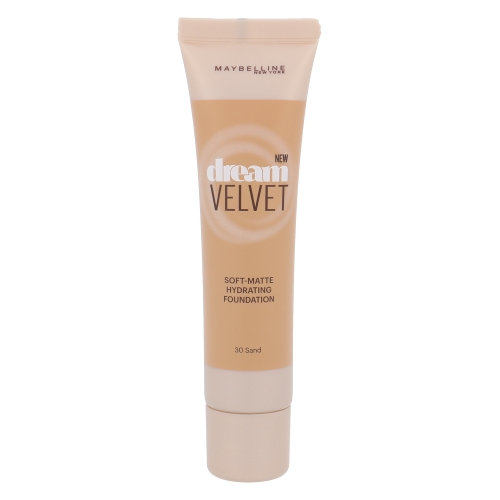Maybelline Dream Velvet Foundation 30ml - 30 Sand