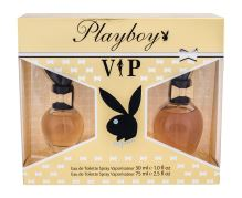 Playboy VIP W EDT 75ml + EDT 30ml