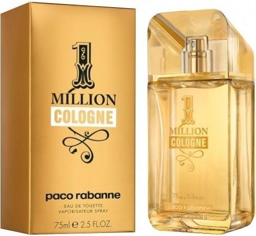 Paco Rabanne 1 Million Cologne Toaletní voda 75ml M
