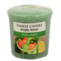 Yankee Candle votivní svíčka 49g Fruity Melon