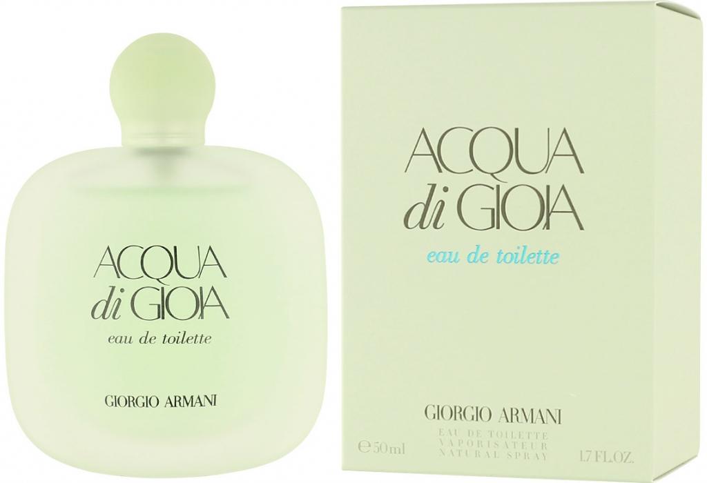 Giorgio Armani Acqua Di Gioia W EDT 50ml