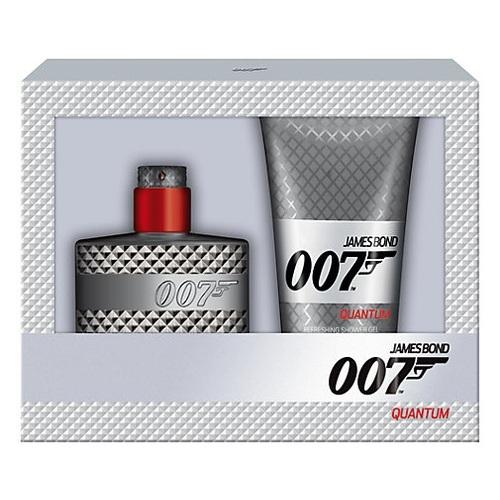 James Bond Quantum EDT 50 ml + 150 ml SG M