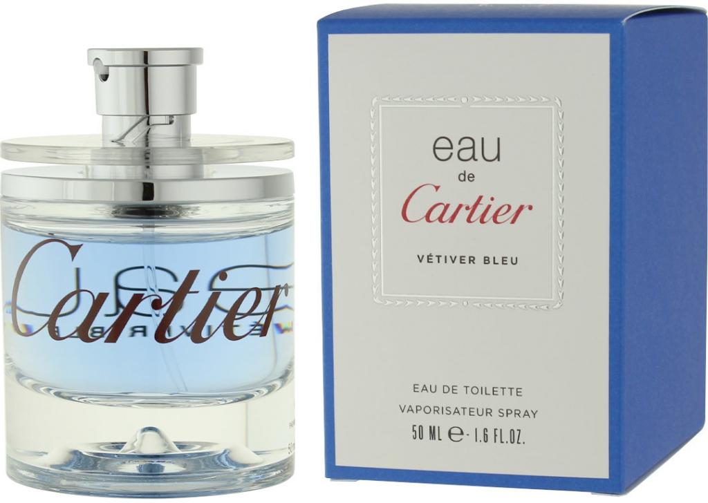 Cartier Eau de Cartier Vetiver Bleu EDT 50 ml UNISEX