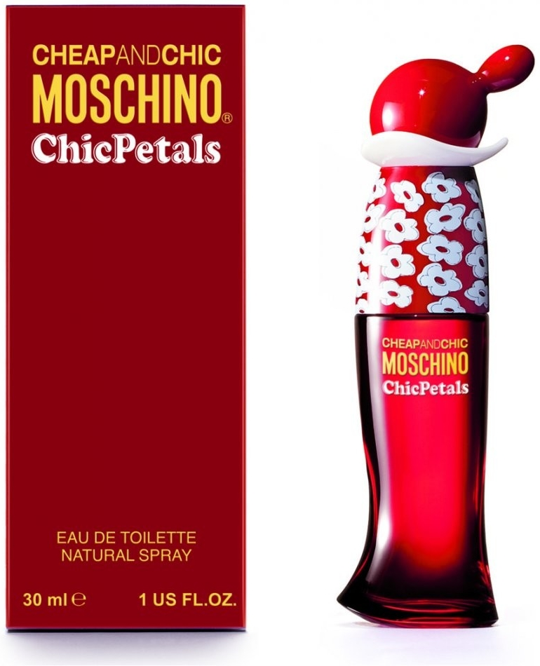 Moschino Cheap & Chic Chic Petals W EDT 30ml